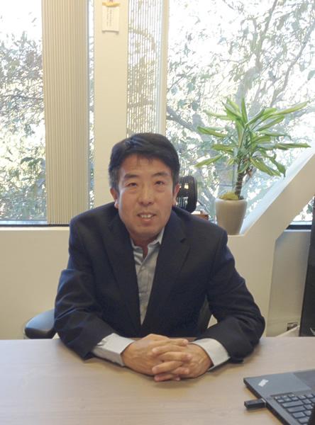 Takeshi Yamamoto 2014